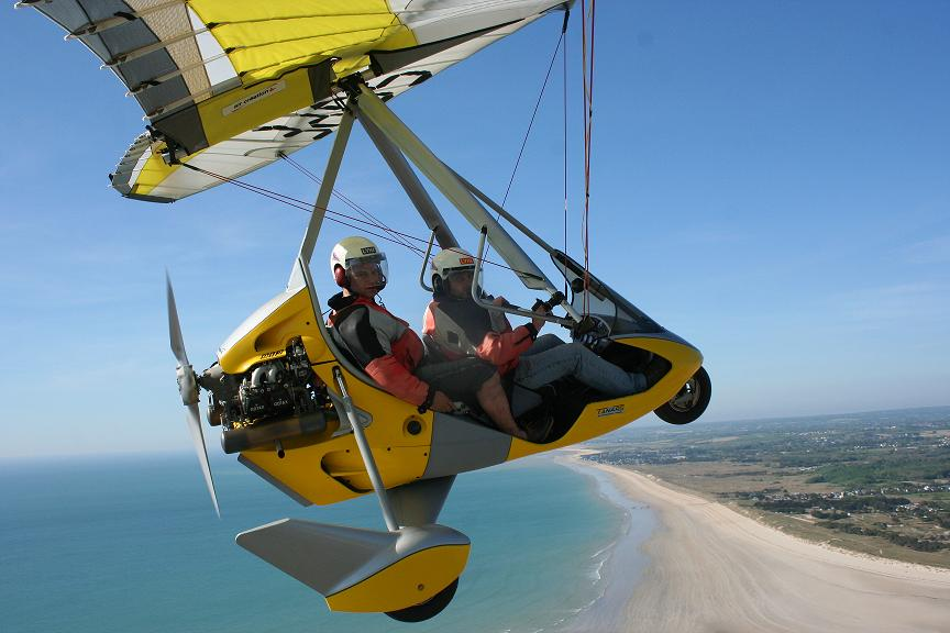 Picture of a Microlight